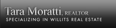 Tara Moratti, REALTOR - Specializing In Willits Real Estate